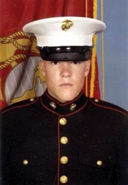 LCpl Jacob Ross, USMC